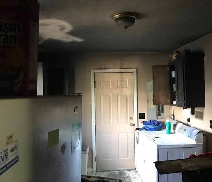 Kitchen Fire Loss