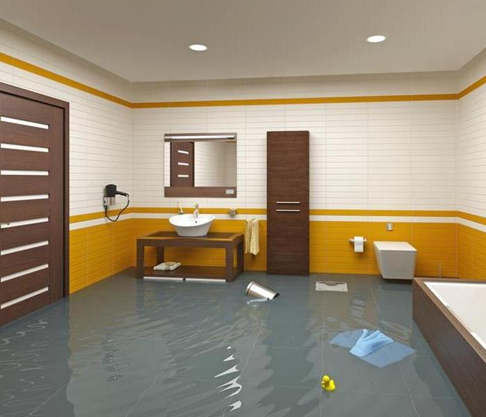 Water Damage Can Personal Belongings Be Salvaged After Water Damage?